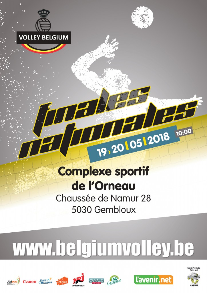 Finales nationales jeunesse 2018