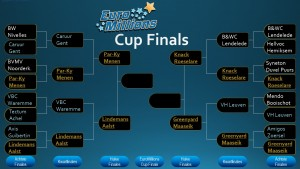 EuroMillions Cup Finals - Loting